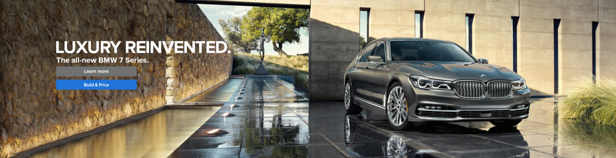 Luxury Reinvented: The all new BMW 7 series