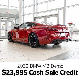 Cash Offer M8 Demo